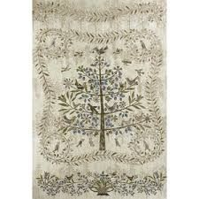 Lecien ~ Centenery Collection 22nd ~ Tree of Birds Panel