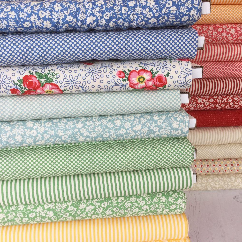 Moda Fabric ~ Merry Go Round