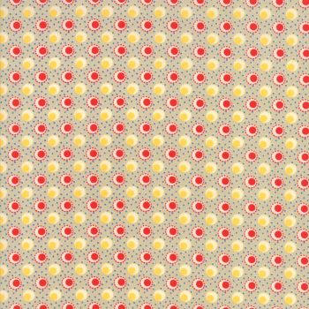 Moda Fabrics ~ Merry Go Round ~ Double Dots Paste