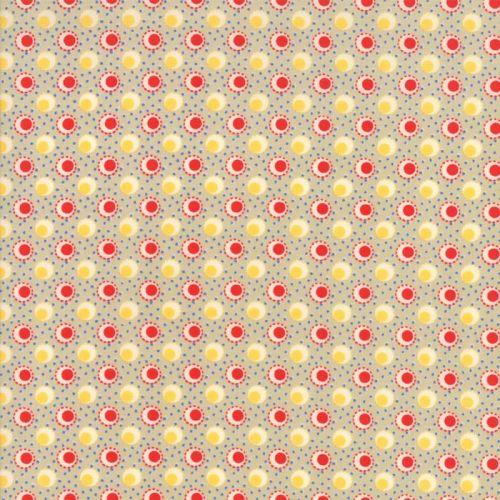 Moda Fabrics ~ Merry Go Round ~ Double Dots Paste