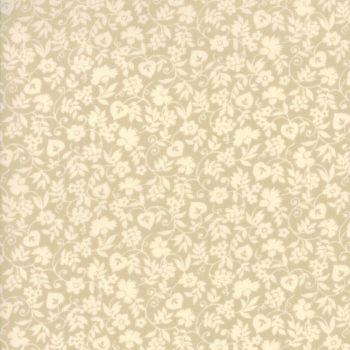 Moda Fabrics ~ Merry Go Round ~ Mono Floral Paste