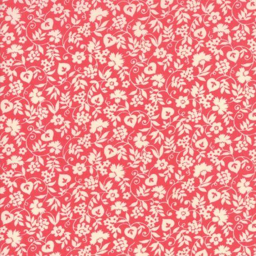 Moda Fabrics ~ Merry Go Round ~ Mono Floral Pink