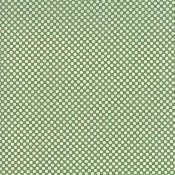Moda Fabrics ~ Merry Go Round ~ Polka Dots Green
