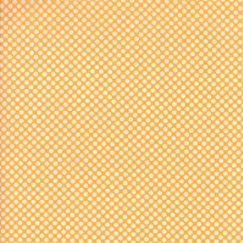 Moda Fabrics ~ Merry Go Round ~ Polka Dots Orange