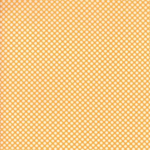 Moda Fabrics ~ Merry Go Round ~ Polka Dots Orange