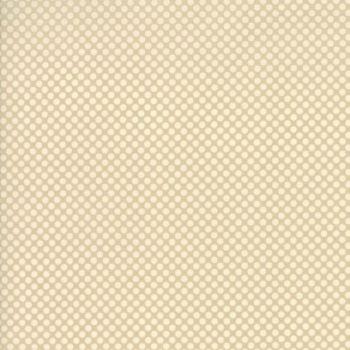 Moda Fabrics ~ Merry Go Round ~ Polka Dots Putty