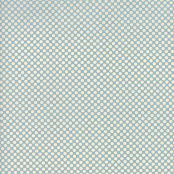 Moda Fabrics ~ Merry Go Round ~ Polka Dots Sky Blue