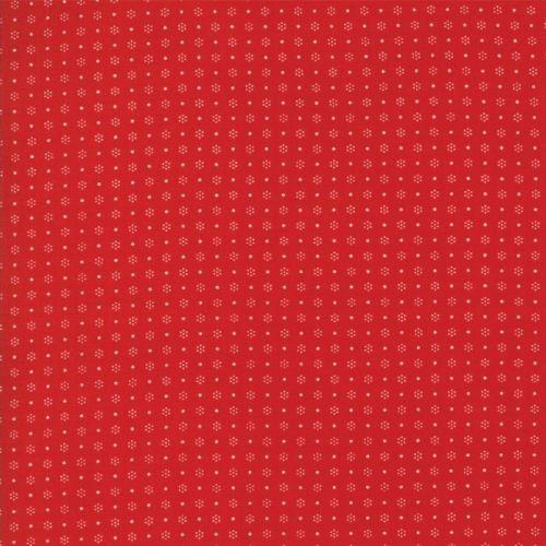 Moda Fabrics ~ Merry Go Round ~ Sprinkles Red