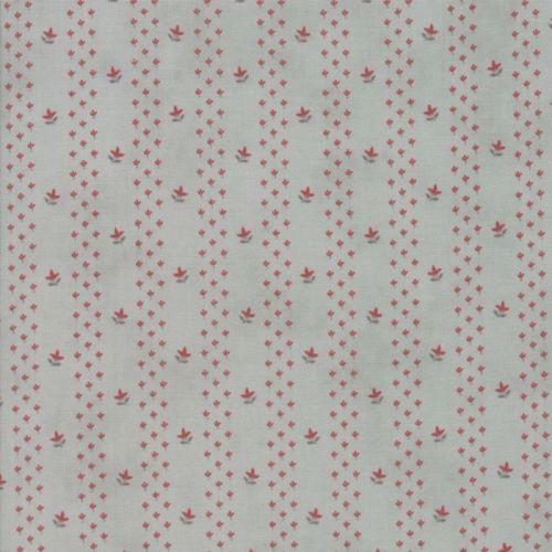 Moda Fabrics ~ Quill ~ Budding Stripe Aqua