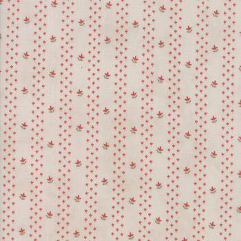 Moda Fabrics ~ Quill ~ Budding Stripe Parchment