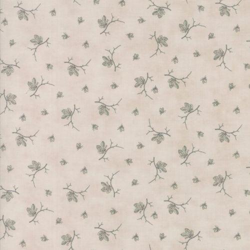 Moda Fabrics ~ Quill ~ Butterflies Parchment