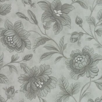 Moda Fabrics ~ Quill ~ Damask Aqua