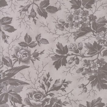 Moda Fabrics ~ Quill ~ Bird Toile Tonal Feather