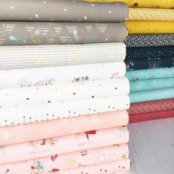 Riley Blake ~ Fat Quarter Bundle ~ Dear Diary