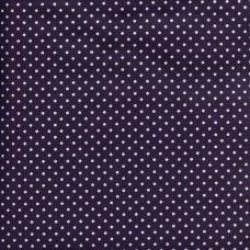 Sevenberry Fabric ~ Polka Dot in Navy