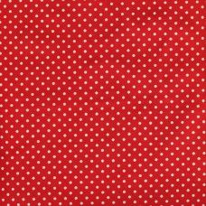 Sevenberry Fabric ~ Polka Dot in Red
