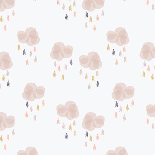 Dashwood Studio Fabric ~ Autumn Rain ~ Clouds