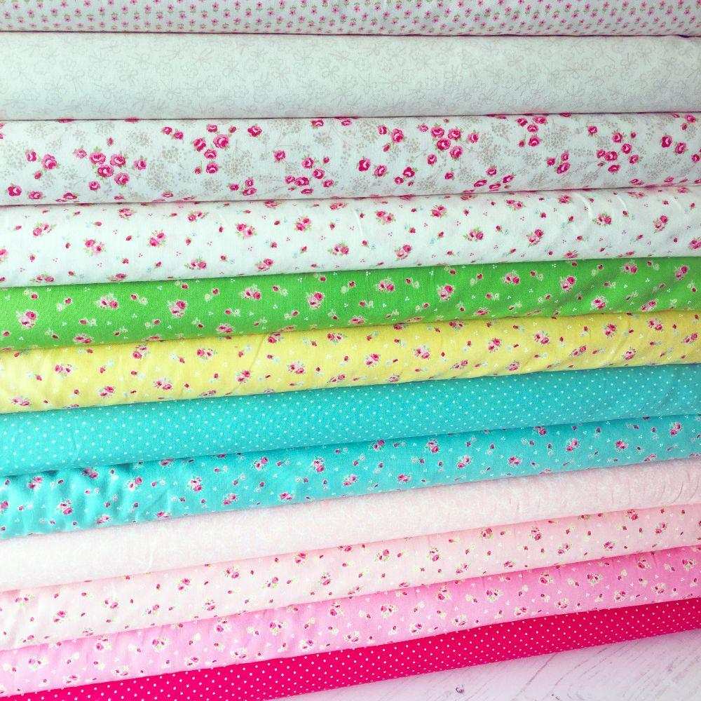 Moda Fabric ~ First Romance