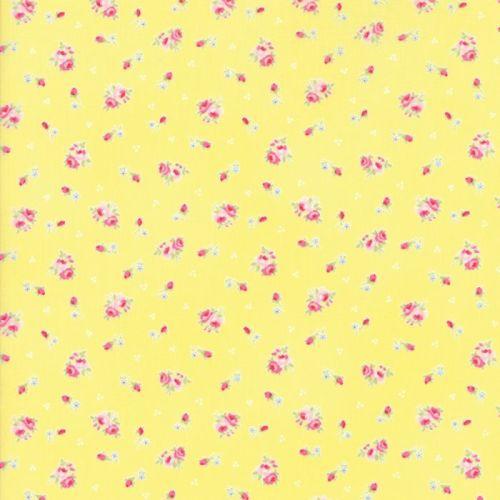 Moda Fabric ~ First Romance ~ Corsage Honey Bun