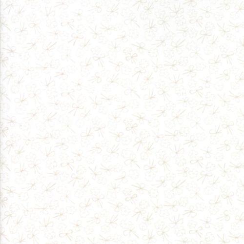 Moda Fabric ~ First Romance ~ Single Stem Sugar Plum
