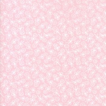 Moda Fabric ~ First Romance ~ Single Stem Sweet Pea