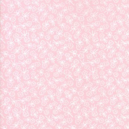 Moda Fabric ~ First Romance ~ Single Stem Sweet Pea