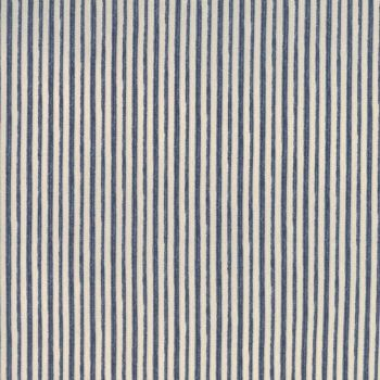 Moda Fabric ~ Ahoy Me Hearties ~ Jolly Stripe Ocean