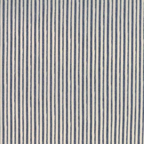 Moda Fabric ~ Ahoy Me Hearties ~ Jolly Stripe Ocean