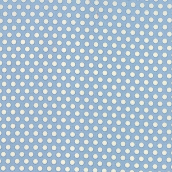 Moda Fabric ~ 30's Playtime ~ Dots Sky