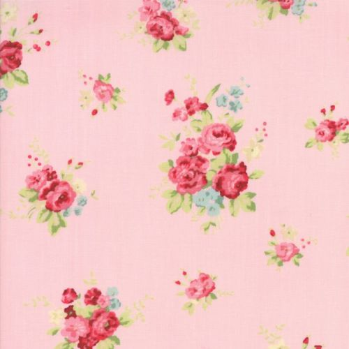 Moda Fabric ~ Caroline ~ Caroline Floral Bloom