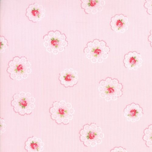 Moda Fabric ~ Caroline ~ Daily Roses Bloom