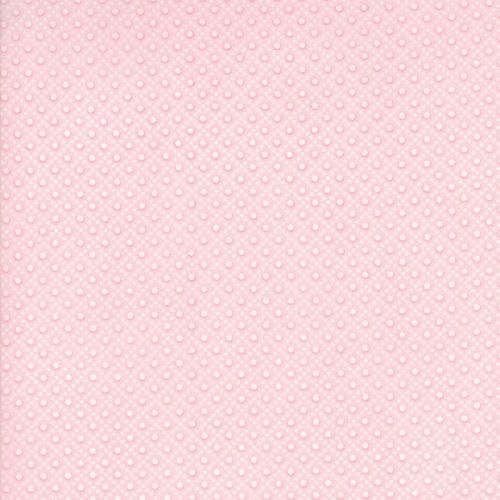 Moda Fabric ~ Caroline ~ Quilted Hobnail Bloom