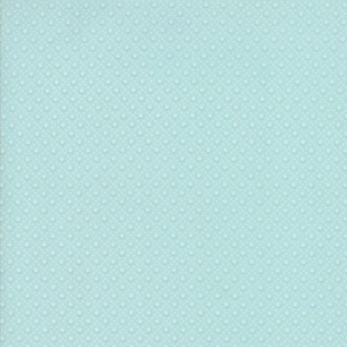 Moda Fabric ~ Caroline ~ Quilted Hobnail Hometown Sky
