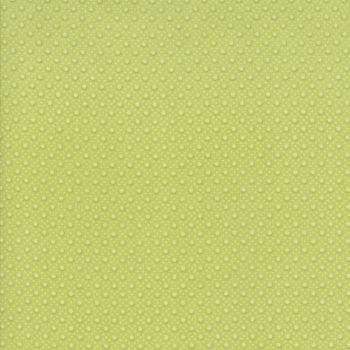 Moda Fabric ~ Caroline ~ Quilted Hobnail Willow