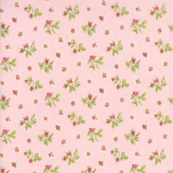 Moda Fabric ~ Caroline ~ Rosebuds Bloom