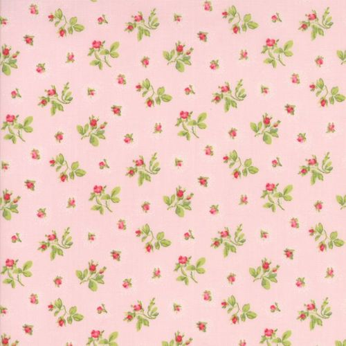 Moda Fabric ~ Caroline ~ Rosebuds Bloom