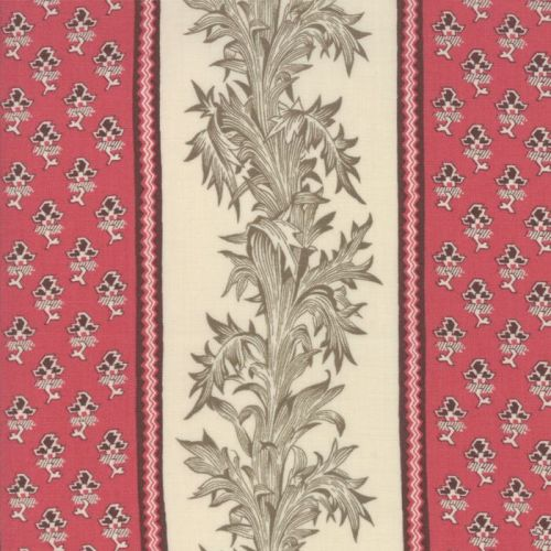 Moda Fabrics ~ Atelier De France ~ Pontriex Rose