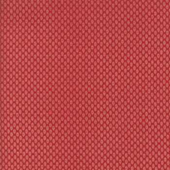 Moda Fabrics ~ Atelier De France ~ St Antonin Rouge