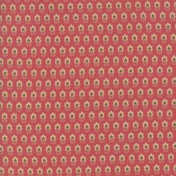 Moda Fabrics ~ Atelier De France ~ Vence Rose