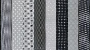 Moda Fabrics ~ Circulus & Lollie ~ Sweetie Black/Grey