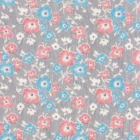 Moda Fabrics ~ Gardenvale ~ Begonia in Carnevale