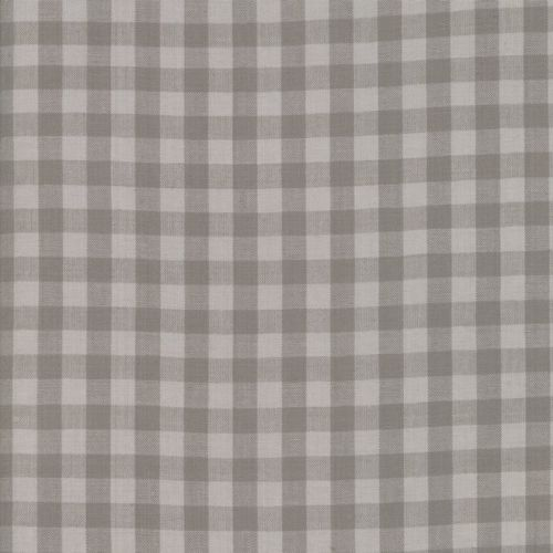 Moda Fabric ~ Behind the Scenes Woven ~ Small Checkers Storm