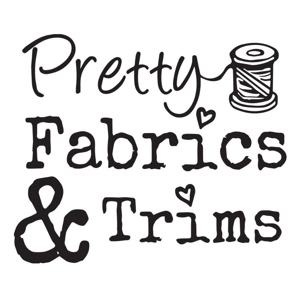 Sarah Edgar for Pretty Fabrics & Trims