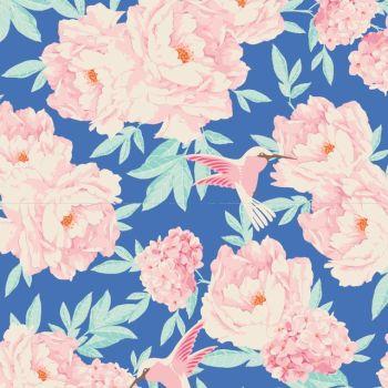 Tilda ~ LemonTree ~ Hummingbird Blue