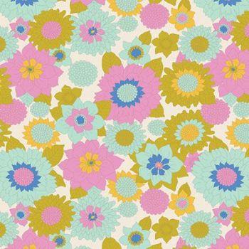 Tilda ~ LemonTree ~ Boogie Flower Dove White