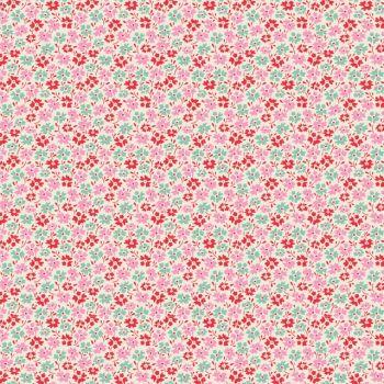 Tilda ~ LemonTree ~ Flower Field Red