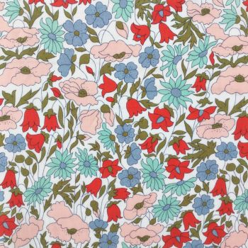 Liberty of London ~ Tana Lawn ~ Poppy and Daisy A