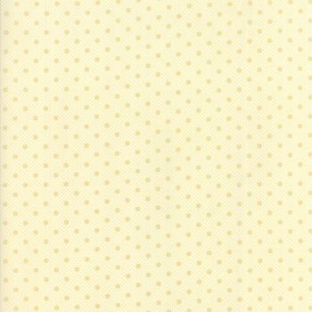 Moda Fabrics ~ Farmhouse Reds ~ Dots on Dots Ivory
