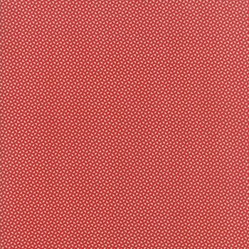 Moda Fabrics ~ Farmhouse Reds ~ Triangles Red on Ivory
