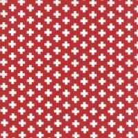 Moda Fabric ~ Project Red ~ Cross